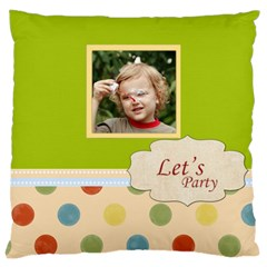 Kids By Jacob   Large Cushion Case (two Sides)   3bmhwaizdopz   Www Artscow Com Back