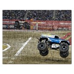 Jigsaw Puzzle - Monster Trucks - Jigsaw Puzzle (Rectangular)