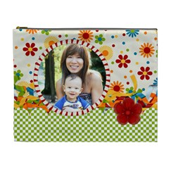 Mommy By Beryl   Cosmetic Bag (xl)   Hl4e5hsxpuar   Www Artscow Com Front