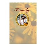yellow flower shower curtain - Shower Curtain 48  x 72  (Small)