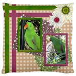 Polly Large Cushion Case (2 sided) - Large Cushion Case (Two Sides)