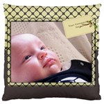 Perfect Picture Large Cushion Case - Large Cushion Case (One Side)