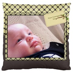 Perfect Picture Large Cushion Case (2 Sided) By Deborah   Large Cushion Case (two Sides)   Hc40gp9t72zw   Www Artscow Com Front