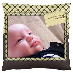 Perfect Picture Large Cushion Case (2 Sided) By Deborah   Large Cushion Case (two Sides)   Hc40gp9t72zw   Www Artscow Com Back