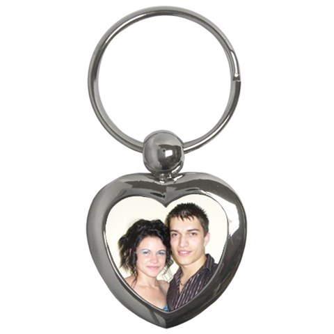 Heart2 By Greta Velikova   Key Chain (heart)   Jljyrbmsfa93   Www Artscow Com Front