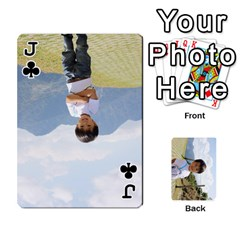 Jack By 李麗卿   Playing Cards 54 Designs   4nwju997n8g9   Www Artscow Com Front - ClubJ