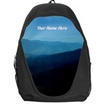 Mountain Scene Personalized Name Backpack Rucksack - Backpack Bag
