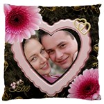 Love Large Cushion Case (2 sided) - Large Cushion Case (Two Sides)
