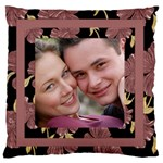 Our Love Large Cushion Case - Large Cushion Case (One Side)
