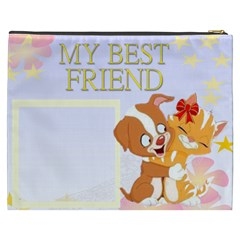 1 By Emily Wang   Cosmetic Bag (xxxl)   76b03sg4dq4p   Www Artscow Com Back