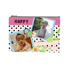 Lin By Joyfinal Gmail Com   Cosmetic Bag (large)   U649yxb8qv59   Www Artscow Com Front