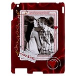 You and me Apple iPad 2 Hardshell Case