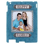 Happy Family Apple iPad 2 Hardshell Case