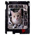 Love My Cat Apple iPad 2 Hardshell Case