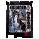 Love My Dog Apple iPad 2 Hardshell Case