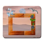 Sky is the Limit Large Mousepad