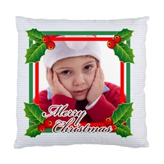 Xmas By Jacob   Standard Cushion Case (two Sides)   W7m243cha9p9   Www Artscow Com Back