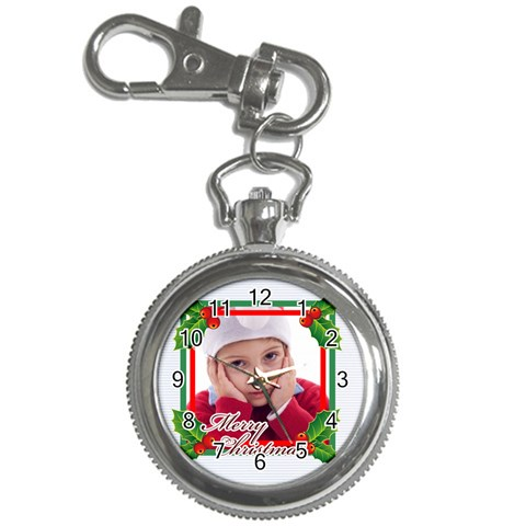 Xmas By Jacob   Key Chain Watch   H88xxb8y6551   Www Artscow Com Front