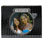 Friend XXXL Cosmetic Bag - Cosmetic Bag (XXXL)