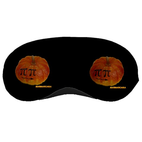 Máscara   Halloween By Matematicaula   Sleeping Mask   Icl2hq0oyqns   Www Artscow Com Front