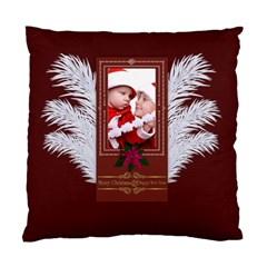 Xmas By Debe Lee   Standard Cushion Case (two Sides)   L92tzvjlsj7m   Www Artscow Com Front