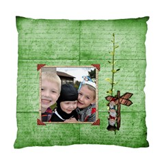 Forest  By Brooke Adkins (my Time Scraps)   Standard Cushion Case (two Sides)   Irg6oqas5hrj   Www Artscow Com Back