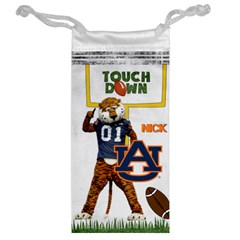Jewelry Bag Auburn University Football By Pat Kirby   Jewelry Bag   0v6ics4nf8me   Www Artscow Com Back