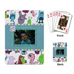 0011 - Playing Cards Single Design