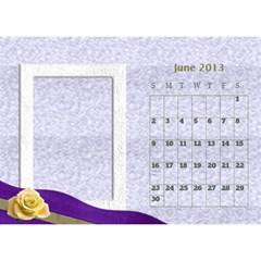 Fanny2013 By Posche Wong   Desktop Calendar 8 5  X 6    3lp6mf8admjb   Www Artscow Com Jun 2013