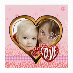 Love By Joely   Medium Glasses Cloth (2 Sides)   Sybay7d1vsc4   Www Artscow Com Front