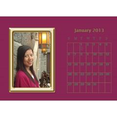 Fanny2013 By Posche Wong   Desktop Calendar 8 5  X 6    Cn98mzoffea5   Www Artscow Com Jan 2013