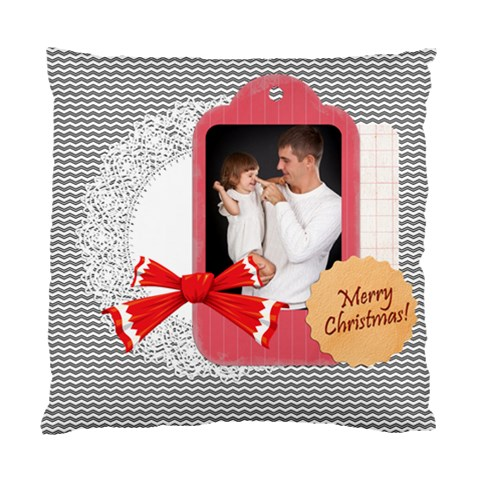 Xmas By Jo Jo   Standard Cushion Case (one Side)   65web3j86sry   Www Artscow Com Front