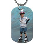 Dani - Dog Tag (Two Sides)