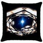 Julia Harwood Submission 3 Throw Pillow Case (Black)