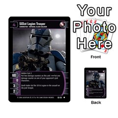 Star Wars Tcg I By Jaume Salva I Lara   Multi Purpose Cards (rectangle)   6ymyslg0hjpb   Www Artscow Com Front 52