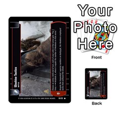 Star Wars Tcg I By Jaume Salva I Lara   Multi Purpose Cards (rectangle)   6ymyslg0hjpb   Www Artscow Com Front 16