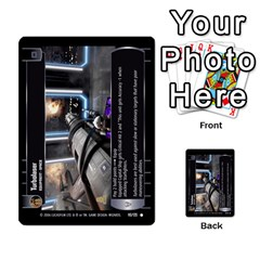 Star Wars Tcg I By Jaume Salva I Lara   Multi Purpose Cards (rectangle)   6ymyslg0hjpb   Www Artscow Com Front 25