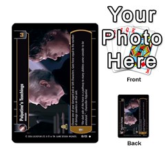 Star Wars Tcg I By Jaume Salva I Lara   Multi Purpose Cards (rectangle)   6ymyslg0hjpb   Www Artscow Com Front 33