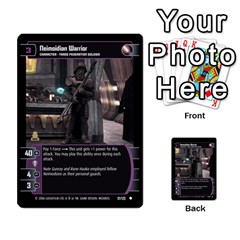 Star Wars Tcg I By Jaume Salva I Lara   Multi Purpose Cards (rectangle)   6ymyslg0hjpb   Www Artscow Com Front 38