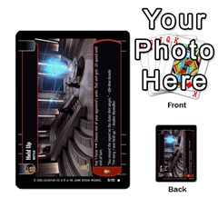 Star Wars Tcg I By Jaume Salva I Lara   Multi Purpose Cards (rectangle)   6ymyslg0hjpb   Www Artscow Com Front 44