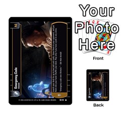 Star Wars Tcg I By Jaume Salva I Lara   Multi Purpose Cards (rectangle)   6ymyslg0hjpb   Www Artscow Com Front 45