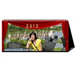 fanny2 - Desktop Calendar 11  x 5