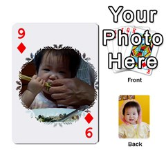 1 By Jenqyeu1   Playing Cards 54 Designs   F3u68ygw80e4   Www Artscow Com Front - Diamond9