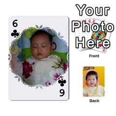 1 By Jenqyeu1   Playing Cards 54 Designs (rectangle)   F3u68ygw80e4   Www Artscow Com Front - Club6