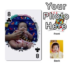 1 By Jenqyeu1   Playing Cards 54 Designs (rectangle)   F3u68ygw80e4   Www Artscow Com Front - Club8