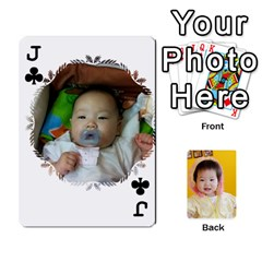 Jack 1 By Jenqyeu1   Playing Cards 54 Designs (rectangle)   F3u68ygw80e4   Www Artscow Com Front - ClubJ