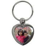 presi i moni - Key Chain (Heart)