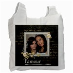 l amour  Recycle Bag - Recycle Bag (One Side)