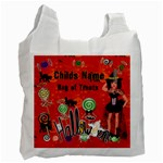 Childs halloween bag for treats and sweets - Recycle Bag (One Side)