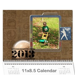 2013 For Grandpa By Elizabeth Marcellin   Wall Calendar 11  X 8 5  (12 Months)   6rd7lc9vxkss   Www Artscow Com Cover